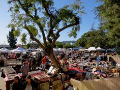 Fairfax Flea Market, West Hollywood