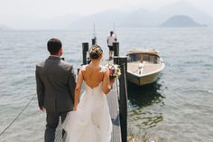 Elopement Wedding na Costa Italiana | http://lapisdenoiva.com/elopement-wedding-na-costa-italiana/