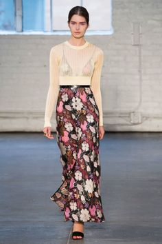 Spring 2016 Fashion Week Best Looks from New York - Spring Fashion 2016 - ELLE