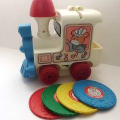 tomy+choo+choo+train   Vintage Toy Train Tomy Tuneyville Choo Choo