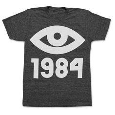 1984 Tee Unisex Black