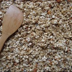 Think of this recipe as a guideline for a basic granola and then customize it in any way you like; there are lots of ideas in these pages. My go to recipe. Note: I don't toast the coconut, use maple syrup, add chia seeds.