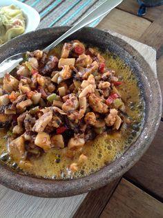 Balık kokoreç/ fish kokorec