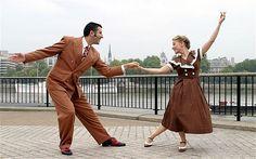 Swing dancing, Lindy Hop