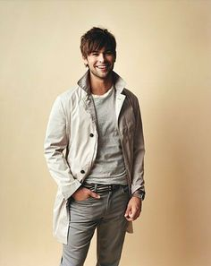 Chace Crawford of Gossip Girl. Chace Crawford, Hollywood Actresses, Actors & Actresses, Nate Gossip Girl, Dapper Gentleman, Gq Magazine, Handsome, Mens Fashion, Girl Fashion