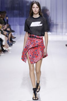 Carven, Look 21 #carven #fashion #pfw