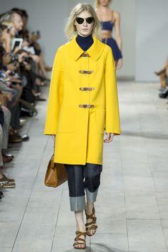 Défilé Michael Kors printemps-été 2015  #mode #fashion