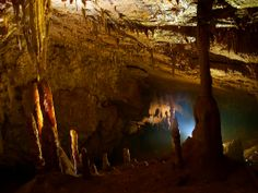 Visit UNESCO-listed Škocjan caves, a major tourist attraction in Slovenia and perhaps the most beautiful cave in the world. Škocjan Caves were entered on UNESCO's list of natural and cultural world heritage sites in 1986. Highlights of Škocjan UNESCO caves: (a) Pristine nature and awe-inspiring underworld, (b) One of the deepest underground canyons in the world, (c) One of the largest underground chambers in the world and (d) One of very few UNESCO-listed caves in the world.
