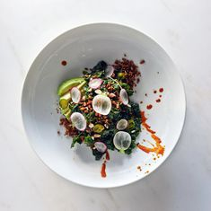 The Perfect Vegan Wedding Menu, Created by a Famous Vegan Chef
