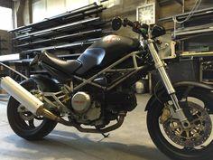 Ducati Monster 620 - racer caffè - Codatronca