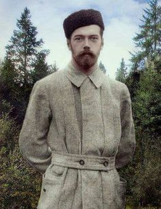The Romanovs. Nicholas II – Emperor of Russia in 1890 when the heir to the throne. Czar Nicolau Ii, Fosse Commune, House Of Romanov, Russian Literature, Russian Revolution, Tsar Nicholas Ii, Imperial Russia, Mens Attire, Oeuvre D'art