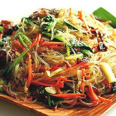 Vegetarian Chop Suey & Garlic Sauce