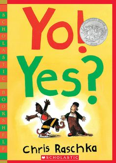 Ann Dettmann aims for quick, fun, and friendly in the first read aloud with her fourth graders in Shakopee, Minnesota:  I love reading Yo! Yes?  by Chris Raschka to my 4th graders. It is a great way to talk about making friends, and it shows the struggling readers that all books have value, not just long ones!