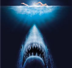 JAWS. Awesome movie. The others, not so good, the 3D one anyway. But JAWS, it ruled big time. And still does.