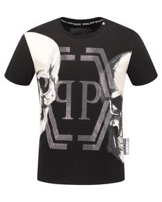 8856ace8c9c4 Phillip Plein men s t-shirt Phillips Plein