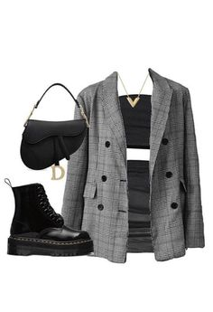 Kpop Fashion Outfits, Mode Outfits, Retro Outfits, Cute Casual Outfits, Stylish Outfits, Girl Outfits, School Outfits, Polyvore Outfits Casual, Hijab Fashion