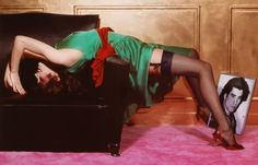 Guy Bourdin: Oedipus Rex & High Heels