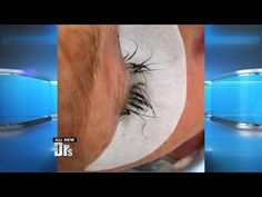 What's the Real Deal: Eyelash Extension Dangers!? - YouTube