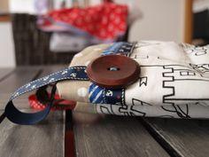 Chňapka s poutkem - PDF fotopostup, postup a střih / Zboží prodejce Anka patka Sewing, Leather, Accessories, Dressmaking, Couture, Fabric Sewing, Stitching, Full Sew In, Costura