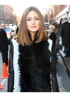 Olivia Palermo Long Bob ----I like it