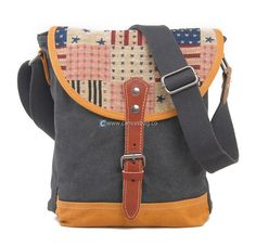 Canvas Shoulder Bag Canvas Cross Body Bag