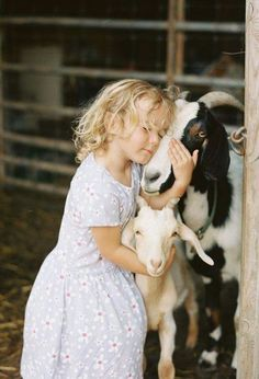 """dreamcometruecareeradvice: """" Love is always the answer. Animals For Kids, Farm Animals, Animals And Pets, Cute Animals, Kids And Pets, Beautiful Children, Animals Beautiful, Cute Kids, Cute Babies"""