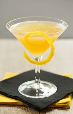 Honey Bee Recipe  2 oz light rum 1/2 oz honey 1/2 oz lemon juice