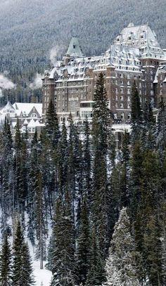 Chateau Banff Springs