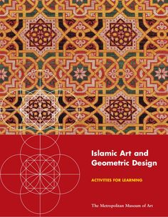 How To: Islamic geometric patterns. This really breaks it down so you can see where your frame-work is coming from!