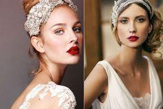 Pinterest/Sortrashion e Casamento-noiva
