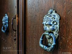 Old doorknockers by manateemr #architecture #building #architexture #city #buildings #skyscraper #urban #design #minimal #cities #town #street #art #arts #architecturelovers #abstract #photooftheday #amazing #picoftheday