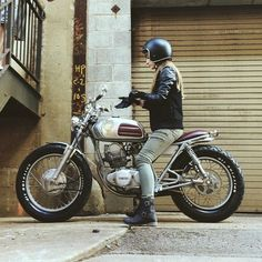 Girls And Motorcycles: Two of a Kind | Fosil Fueled
