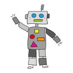 Robot by Cieleke, via Flickr