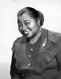 Hattie McDaniel, Actress (1895-1952) Because her 1940 Oscar win was the first ever for an African American. (After accepting it, she had to return to her segregated table at the ceremony.)
