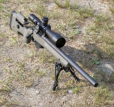 The flat shooting and light recoiling Creedmoor was introduced by Hornady in Based on a 308 Winchester case, the mm Creedmoor fits inside an 308 AR platform and f… Weapons Guns, Guns And Ammo, Rifle Targets, Long Rifle, Bolt Action Rifle, Fire Powers, Military Guns, Shooting Range, Firearms