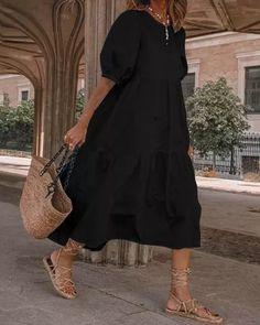 Shift Dresses, Cos Dresses, Cheap Dresses, Sexy Dresses, Mini Dresses, Vestidos Vintage, Vintage Summer Dresses, Summer Dresses For Women, Dress Vintage