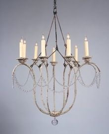 ARTICLE - Best placement for an Italian chandelier