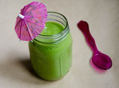 Gateway Green Smoothie: a green smoothie for beginners.