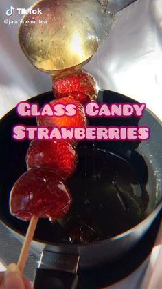 Fun Baking Recipes, Sweet Recipes, Dessert Recipes, Healthy Recipes, Hard Candy Recipes, Fruit Smoothie Recipes, Fruit Snacks, Tea Recipes, Tasty Videos