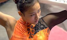 Shiho Nakaji women's gymnastics   2020-01-25