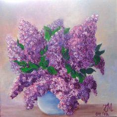 """Lilac"" - by Nina Mitkova"