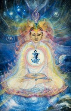 Buddhist spirit guide