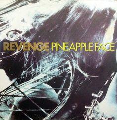 Revenge - Pineapple Face #maxisingle #12inch  #portadavinilo #covervinyl #vinilo #vinyl #portada #cover #albumcover