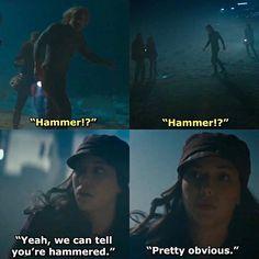 Marvel Funny, Disney Marvel, Marvel Avengers, Marvel Comics, Darcy Thor, Thor 1, Loki, Avengers Memes, Marvel Memes
