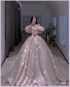 Fancy Wedding Dresses, Pretty Quinceanera Dresses, Princess Wedding Dresses, Pretty Dresses, Wedding Gowns, Quince Dresses, Ball Dresses, Prom Dresses, Mode Kpop
