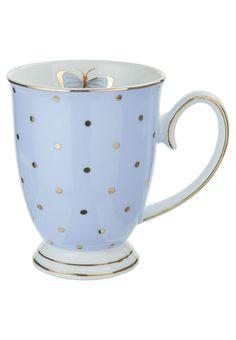 Color Azul Pastel - Pastels Blue!!! Bombay Duck - MISS DARCY mug