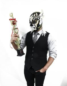 El Desperado, Wrestling, Jackets, Masks, Fashion, Female Fighter, Lucha Libre, Down Jackets, Moda