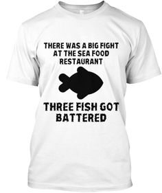 Discover Fishing T-Shirt from T shirts 4 Dayz, a custom product made just for you by Teespring. Funny Tee Shirts, Cool T Shirts, Custom T, Custom Shirts, Word Of Mouth Marketing, Funny Pix, Black And White T Shirts, Tee Shirt Designs, Fishing T Shirts