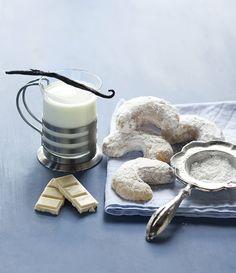 Görög hókifli Salt, Place Card Holders, Blog, Snacks, Winter, Winter Time, Appetizers, Salts, Treats