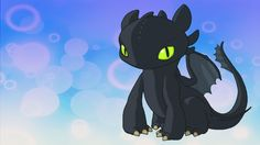 How To Train Your Dragon Toothless Smile (id: 107878) – BUZZERG